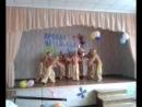 Танец выпускниц 4 класса школы №3