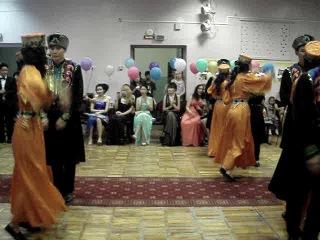 Танец шарка барка