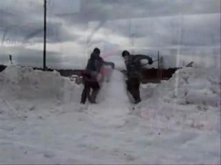KillaGram- Пойдём, убьём снеговика