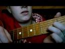 видео разбор песни Ляпис Трубецкой - В платье белом (видео урок)