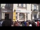 Офисы Билайн и Мегафон в Грозном закидали яйцами