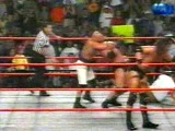 WCW NITRO 04.09.2000 - Титаны Рестлинга на канале ТНТ / Николай Фоменко