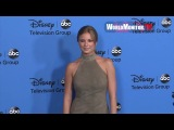 Revenge Emily VanCamp, Gabriel Mann arrive at 2013 ABC TCA Summer press tour party