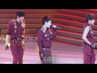 [FANCAM]131221 Hope Road Concert INFINITE Destiny (Sunggyu)