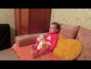 Ариша. 2,5 года. Стихи про буквы