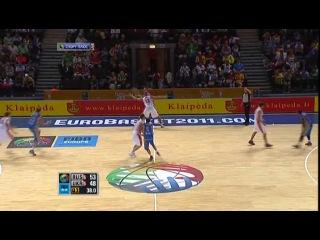 Евробаскет-2011 группа Россия - Украина 2