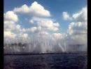 Поющий фонтан Питер