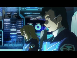Ginga Kikoutai Majestic Prince / Космический робот Величественный Принц - 23 серия [Cuba77 & Nika Lenina]