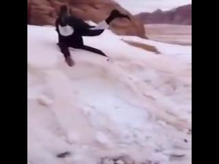 Freestaylo in Saudi Arabia (6 sec)