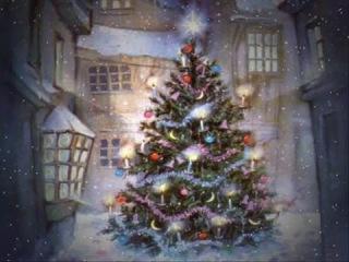 Эмми Кёлер «Зажигаются тысячи рождественских свечей» («Nu tändas tusen juleljus», 1898)