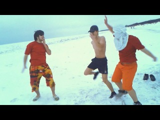 Ice-party (Северодвинск, о. Ягры)