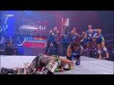 (WWEWM) Bragging Rights 2009 Team SmackDown (Chris Jericho, Kane, R-Truth, Matt Hardy, Finlay and The Hart Dynasty (Tyson Kidd and David Hart Smith)) vs. Team Raw (D-Generation X (Triple H and Shawn Michaels), Big Show, Cody Rhodes, Jack Swagger, Kofi Kingston and Mark Henry)