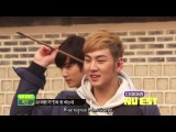 NUEST MTV Diary [2013] / Дневники NUEST- Ep.1 [рус.саб]