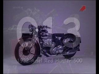 Английские мотоциклы от А до Я. Серия 1.