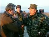 Владимир Шаманов настоящий русский генерал. Разговор с чеченцем.