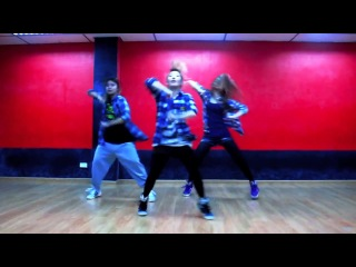 [Dance] Younique Unit - Maxstep (Cover - Celine Jessandra)