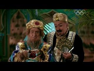 Новогодний мюзикл Три богатыря [2013, Комедия, 31 12 2013