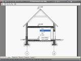 095 Конвертация чертежей в Растр_ Вставка картинок в Microsoft Office уроки AutoCAD 2012