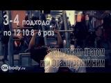 Набор мышечной массы программа тренировок  Часть 3