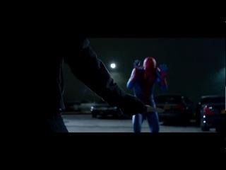 Прикол про человека паука