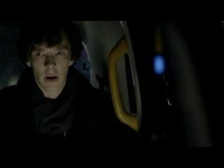 Шерлок - 1 сезон, 01 серия - Этюд в розовых тонах (A Study in Pink) - часть 2