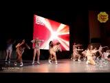 Gale Force ft. Girls Community — Top 10 Russia  — RDF13 Project818 Russian Dance Festival 2013 —Anastasia Cherednikova