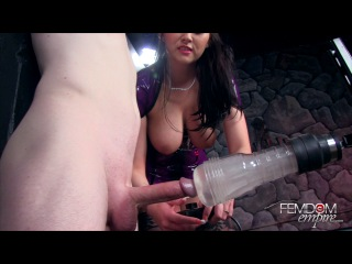 Femdom Empire: Alexis Grace - Machine Milked