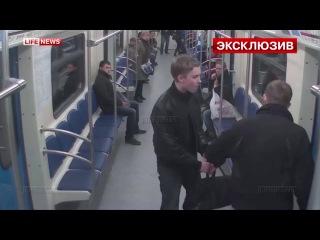 Святые из метро(под музыку)