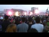 Rammstein рок фестиваль начало выступления