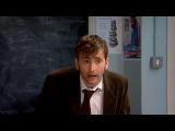 Конфликт в классе между Лорен Купер и Доктором Кто