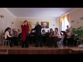 Концерт в посёлке Сиверский.19 апреля 2014 год.
