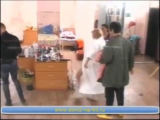 Драка Саша Гобозов и Элина Карякина