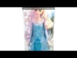 «Со стены :) Крижане серце/Ледяное сердце/Frozen:)» под музыку Анна и Эльза - За окном уже сугробы (OST. Холодное сердце/Frozen) мульт. Picrolla