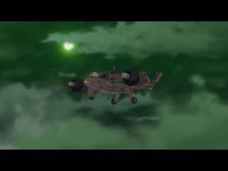 ����� ����� ������ ������  Toaru Hikuushi e no Koiuta - 7 ����� [Ancord and Oriko]