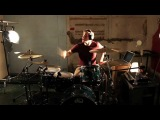 Nine Black Alps - Southern Cross от Ben Powell (Drum Cover)