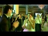 Астана! Невеста поет на Кыз УЗату она шикарна и очень красива_
