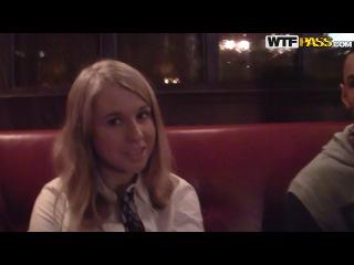 Marika (Shy teen blonde in pickup fuck video)