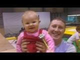 Олимпийская чемпионка по батутным прыжкам, с 8 месяцев в спорте!