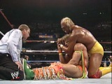 (WWEWM) WrestleMania VI - Hulk Hogan (c) vs. The Ultimate Warrior (c) (WWF Championship & WWF Intercontinental Championship)