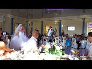 современный свадебный танец жениха и невесты!