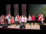 Отрывок с юбилейного концерта (игры, мальчишки)