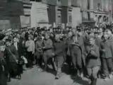 Казнь фашистов в Ленинграде 1