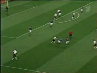 Англия-Швеция.F.ЧМ по футболу 2002г.2 тайм