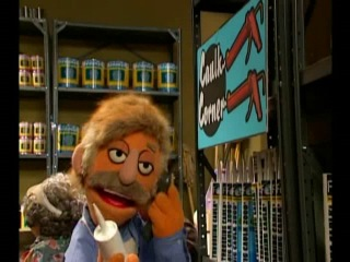 Говорящие куклы / Сезон 2 - Найлз Стэндиш звонит в скобяную лавку.(Черничный Кнедлик)