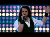 Nils K. Rue -  Run To The Hills (The Voice, Norway)  Вокалист Pagan's Mind исполняет Iron Maiden на Шоу