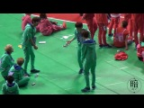[FANCAM] 130128 MBC ISAC | ChanBaek moments<3