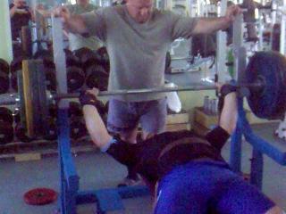 Майхов Павел жим лежа 150 кг на 2