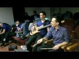 Александр Панекин (концерт финала Высшей лиги, за кулисами) часть 6