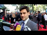 Justin Bartha Interview - The Hangover 3 Premiere