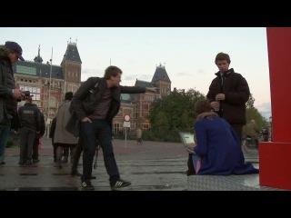 Видео со съемок фильма «Виноваты звезды» #3.